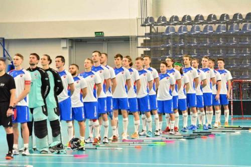 Postup slovenských florbalových reprezentantov na MS vo Fínsku