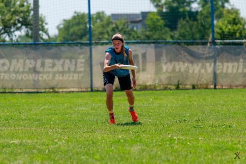 Frisbee úspechy našej žiačky Klaudie Lukackovej