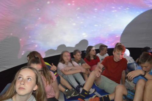 Astroshow na našej škole
